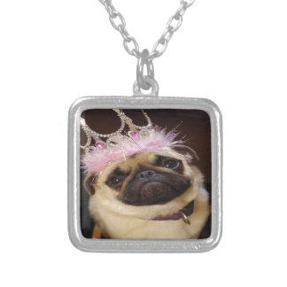 Princess Pug Custom Jewelry