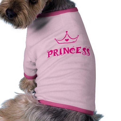 Princess Pup! Doggie Tee Shirt