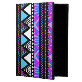 Princess - Purple Aztec Pattern iPad Air Case