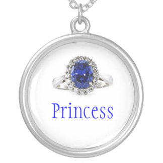 Princess Ring Necklace