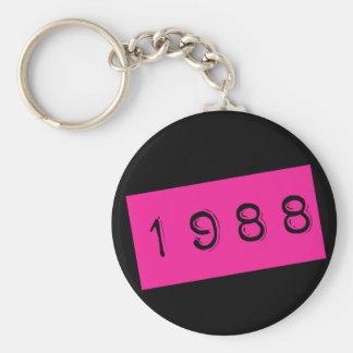 Princess since 1988 key ring