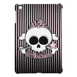 Princess Skull iPad Mini Cover
