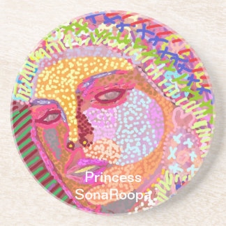 Princess SONA ROOPA - Fathers Day Drink Coasters