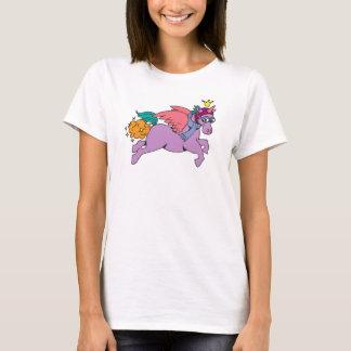 Princess SparkleFarts T-shirt with Website