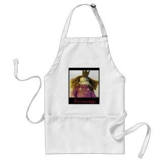 princess standard apron