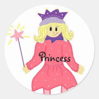 Princess Stickers