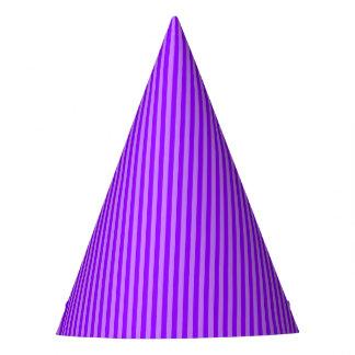 Princess Stripes-1-PAPER PARTY HATS