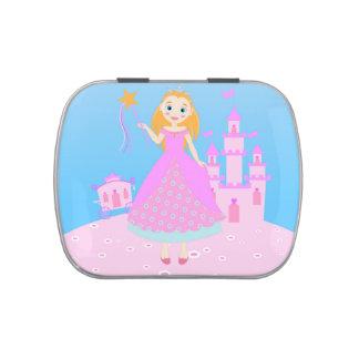 Princess Candy Tins