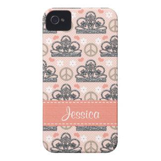 Princess Tiara Blackberry Bold Case Cover