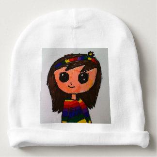 Princess Toytastic Baby Cotton Beanie Baby Beanie