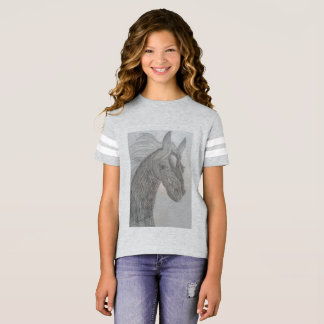 Princess Toytastic Black Beauty Girls' T-Shirt