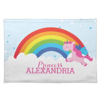 Princess Unicorn Placemats
