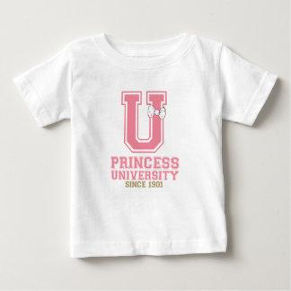 Princess University Baby T-Shirt