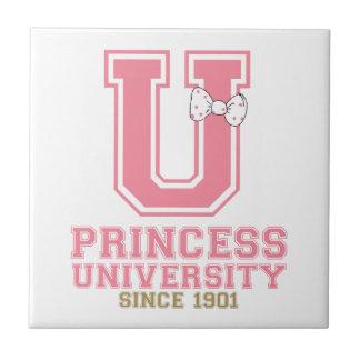 Princess University Ceramic Tile