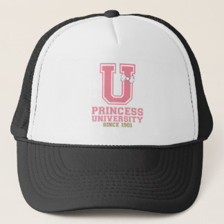 Princess University Trucker Hat