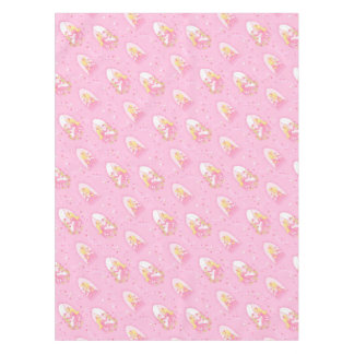 Princess with roses tablecloth