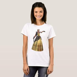 Princess with Snake Shirt