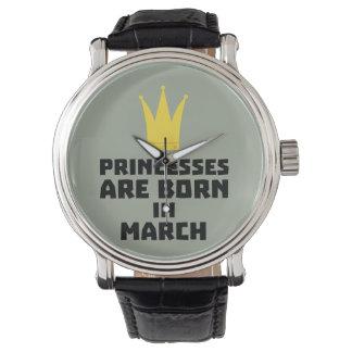 Princesses are born in MARCH Z60zh Watch