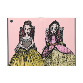 Princesses Rule iPad Mini Case