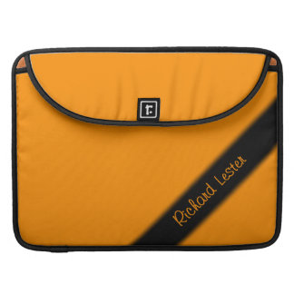Princeton Orange Personal Sleeve For MacBook Pro