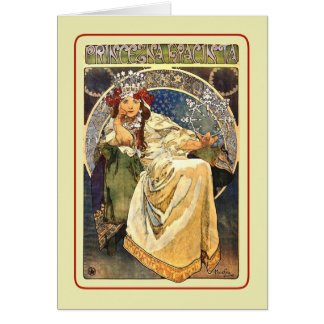 Princezna Hyacinta (1911) Card