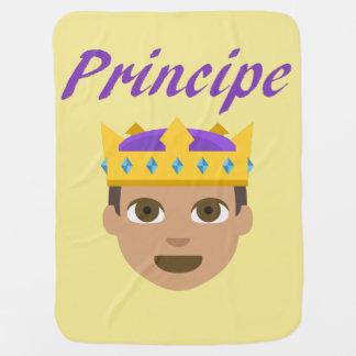 Principe (Prince) Baby Blanket