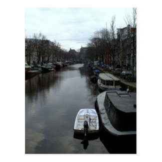 Prinsengracht, Amsterdam Postcard