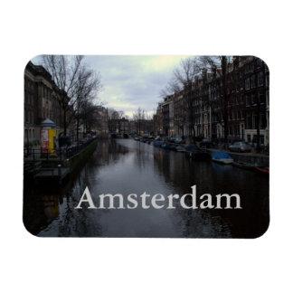 Prinsengracht canal, Amsterdam Rectangular Magnet