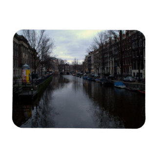 Prinsengracht canal, Amsterdam Vinyl Magnet