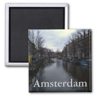 Prinsengracht canal, Amsterdam Square Magnet