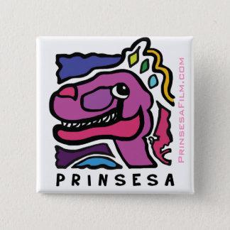 Prinsesa Logo - Square Button