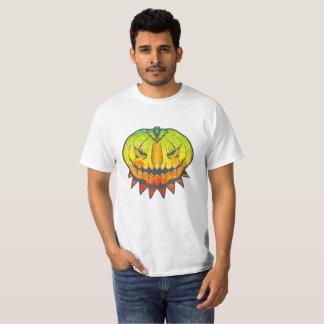 Print Of Halloween Pumpkin T-Shirt