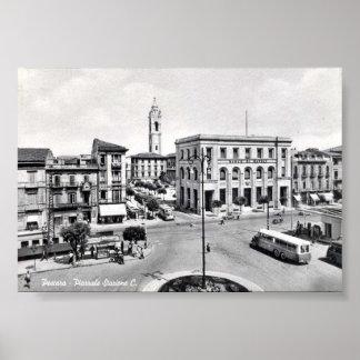 Print - Pescara, Italy