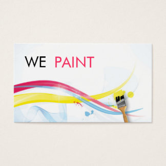print shop business card