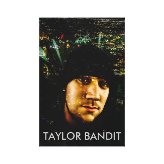 PRINT: TAYLOR BANDIT SAN ANTONIO WALL DECOR