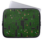 Printed Electronic Circuit Board Laptop Sleeve