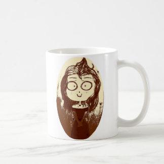 Printed mug aged