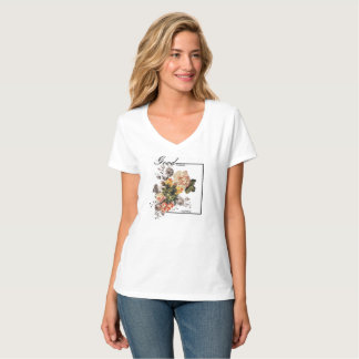 Printed t-shirt V