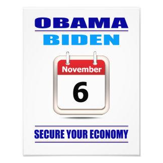Prints Secure Your Economy Photo