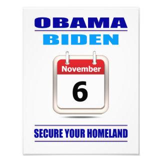 Prints: Secure Your Homeland Photo Print