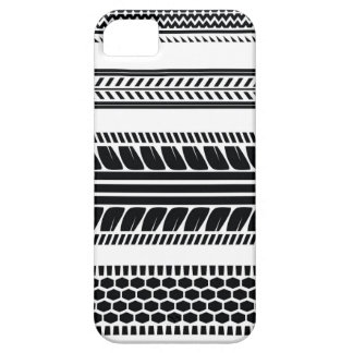 prints tire iPhone 5 cover
