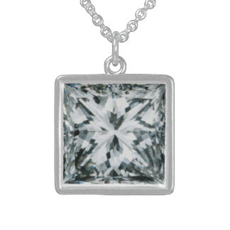PRINZEZZ - Solitaire Necklace