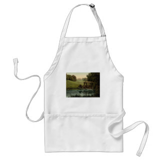 Prior Park College with Palladin Bridge, Bath, UK Standard Apron
