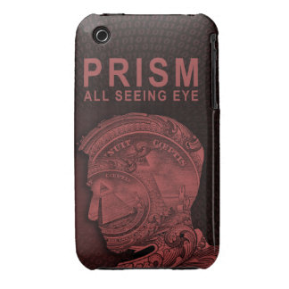 PRISM -All Seeing Eye Case-Mate iPhone 3 Case