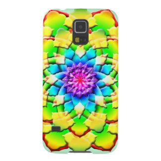 Prism Flower Mandala Galaxy S5 Cases