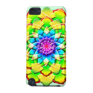 Prism Flower Mandala iPod Touch (5th Generation) Covers