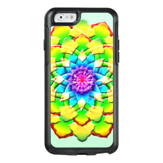 Prism Flower Mandala OtterBox iPhone 6/6s Case