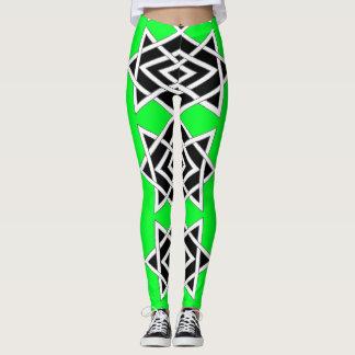 Prism ( Green ) Leggings