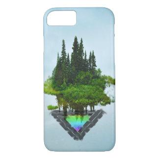 Prism Island iPhone Case