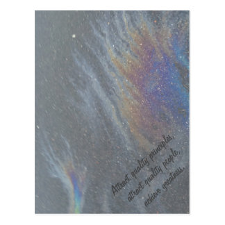 Prism Postcard